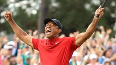 Matt Heath: Time to celebrate Tiger Woods' comeback