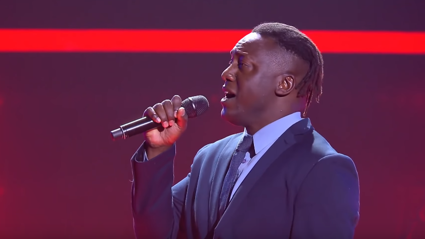 Former Zimbabwean cricketer Henry Olonga can sing like a mother f*cker!