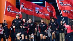 Crusaders to keep name for 2020 Super Rugby season