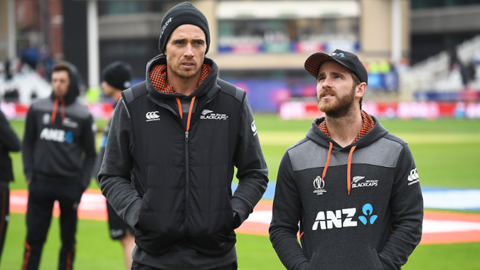 Black Caps' game against India rained out in Nottingham