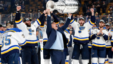 """All the times the St. Louis Blues yelled """"F*ck"""" on live TV"""