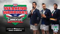 The Weakend Warriors - Kiwis v Tonga