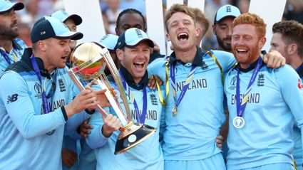 The rule that won England the Cricket World Cup