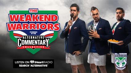 The Weakend Warriors - Warriors V Sharks