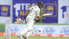 Ross Taylor anchors Black Caps innings on day one of first test against Sri Lanka