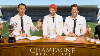 Champagne Rugby: Season 4 Episode 2