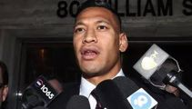 Israel Folau's return to Rugby League with Tonga blocked