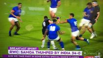 India's shock entry at Rugby World Cup