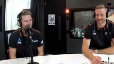 Matt & Jerry talk to Guppy & The Whakamana Express about the WAGS balcony