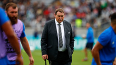 All Blacks vs Italy RWC match cancelled