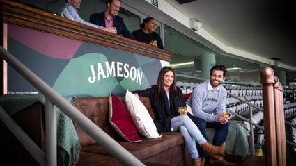 Eden Park introduces new Jameson Game Lounge