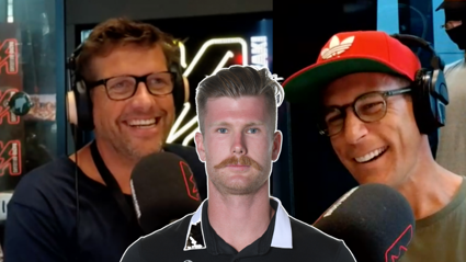 Matt & Jerry talk to Jimmy Neesham aka The Stud about his nickname change