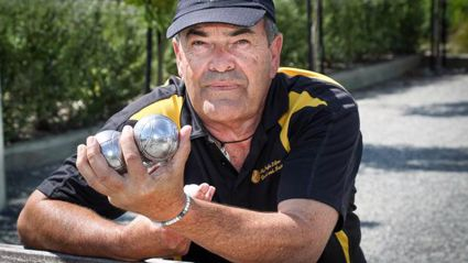 Petanque champ wants his balls back