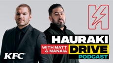 "Best of Hauraki Drive - ""Because I Don't Sweat"""