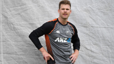 Lockie Ferguson to make test debut for Black Caps in Perth