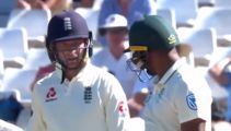 Stump mic captures Jos Buttler's ugly tirade in England's dramatic win over South Africa