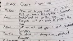 Luke Ronchi Donkey's hilarious Black Clash scouting report