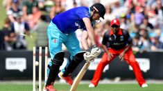 All Black Jordie Barrett stuns former Black Caps captain Stephen Fleming with cracking delivery in Black Clash T20