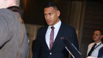 Wigan Warriors troll Israel Folau after his signing with Catalans Dragon