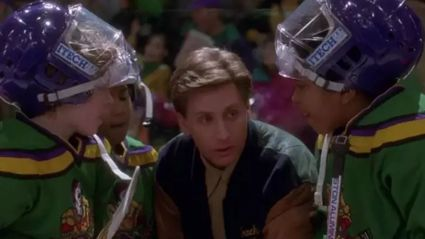Emilio Estevez will reprise Coach Bombay role in 'Mighty Ducks' reboot