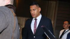 Super League clubs threaten revolt over Israel Folau signing