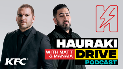 Best of Hauraki Drive - The French, birth on your chest and a beef is forming...