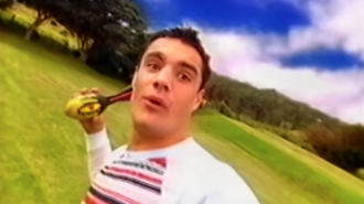 Is Dan Carter's 'Vortex Howler' ad the worst TV ad featuring a NZ celebrity?