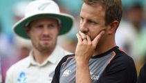 Black Caps star Neil Wagner ruled out of first test against India