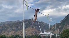 US pole vaulter Zach McWhorter tears scrotum in viral video