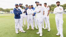 Desperate India accused of dodgy tactics against Black Caps by veteran umpire