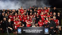 Sky TV boss sheds light on NZ Rugby's plans for local Super Rugby competition