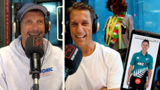 Matt & Jerry get a lockdown update from Trent Boult