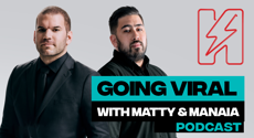 Going Viral with Matty & Manaia Boomers, Cults & Flout-ists