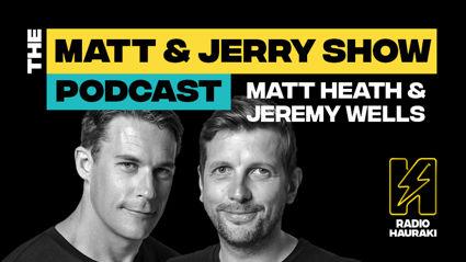 Best of the Matt & Jerry Show - Great New Zealanders Series: Jeremy Wells