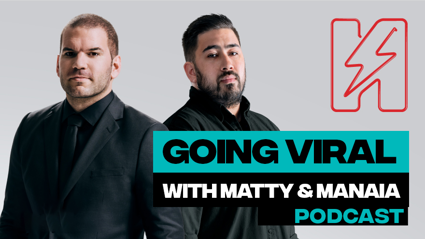 Going Viral with Matty & Manaia: Donald Trump, Kim Jong Un & Probs the Dog Box