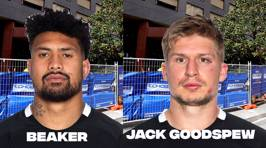 The ACC's official All Blacks nicknames - 1st Bledisloe Cup match