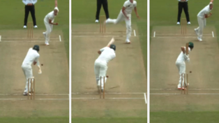 Watch rising Black Caps star Kyle Jamieson's sensational hat-trick