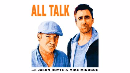 All Talk with Jase and Mike: Ep 7 - Cat Vac