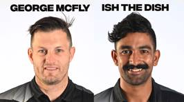 The ACC's official Black Caps nicknames for the T20 Series vs the West Indies