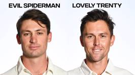 The ACC's official Black Caps nicknames for the Test Series vs the West Indies