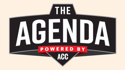 """The Agenda Podcast - """"Get To The Back Of The Bang Bus!"""""""