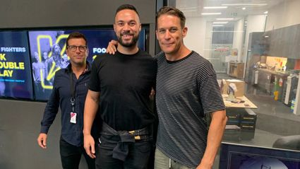 Matt & Jerry interview Joseph Parker