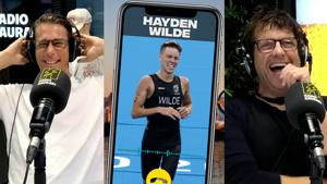 Lovely Trenty Boult's message helps inspire Olympic Bronze